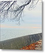 After The Storm Metal Print