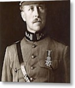 Albert I (1875-1934) Metal Print
