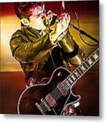 Alex Turner Metal Print