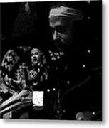 Allan Fudge Mourning Becomes Electra University Of Arizona Drama Collage Tucson Arizona 1970 Metal Print