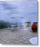 Alps South France Metal Print