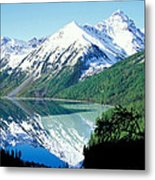 Altai Mountains Metal Print
