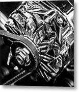 Alternate Metal Print