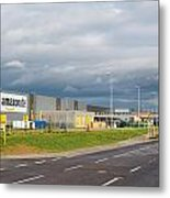 Amazon Warehouse Metal Print