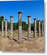 Ancient Olympia Metal Print