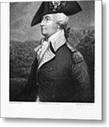 Anthony Wayne (1745-1796) Metal Print