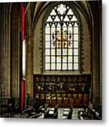 Antwerp Cathedral Metal Print