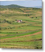 Apollonia, Or Apoloni, Fier Region Metal Print