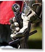 Armory At Hand Metal Print