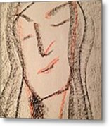 Art Therapy 156 Metal Print