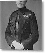 Arthur, Duke Of Connaught (1850-1942) Metal Print