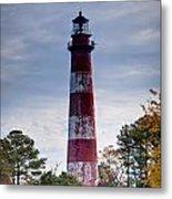 Assateague Lighthouse Metal Print