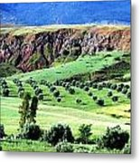 Atlas Mountains 2 Metal Print