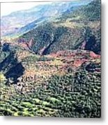 Atlas Mountains 4 Metal Print