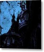 Aurora's Nightmare II Metal Print