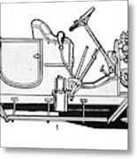 Automobile, C1905 Metal Print