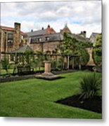 Bakewell Country Gardens - Bakewell Town - Peak District - England Metal Print