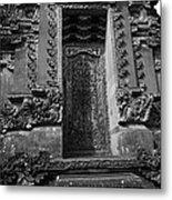 Balinese Hindu Temple Metal Print