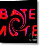 Bates Motel In Blood And Twisted Metal Print