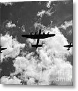 Battle Of Britain Memorial Flight Metal Print