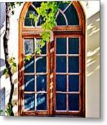 Bay Window Metal Print