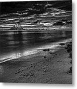 Beach 3 Metal Print