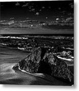 Beach 18 Metal Print