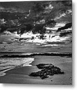 Beach 21 Metal Print