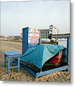 Beaches 1 Metal Print
