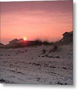 Beautiful Sunset Metal Print