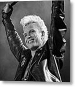 Billy Idol Metal Print