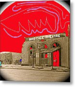 Birdcage Theater Number 2 Tombstone Arizona C.1934-2009 Metal Print