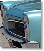 Blue Gto Metal Print