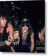 Bon Jovi Metal Print