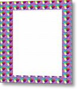 Border Frames Square Buy Any Faa Produt Or Download For Self-printing  Navin Joshi Rights Managed Im Metal Print