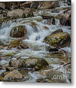 Bridalveil Creek Yosemite Metal Print