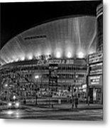 Bridgestone Arena - Nashville Metal Print