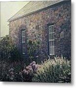 British Cottage Metal Print