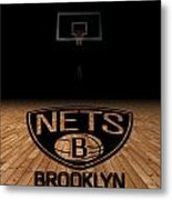 Brooklyn Nets Metal Print
