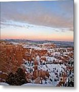 Bryce Canyon National Park Utah Metal Print