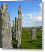 Callanish Stones Metal Print