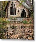 Callaway Gardens Chapel-pine Mountain Georgia Metal Print