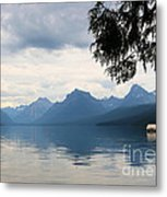 Calm Before The Storm Metal Print