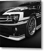 Camaro Stripes Metal Print