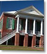 Camden County Courthouse Metal Print