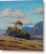 Capertee Valley Australia Metal Print