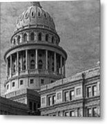 Capitol At Dawn Metal Print
