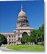 Capital Building Metal Print