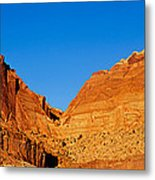 Capitol Reef National Park, Southern Metal Print