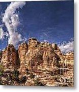 Capitol Reef National Park Utah Usa Metal Print